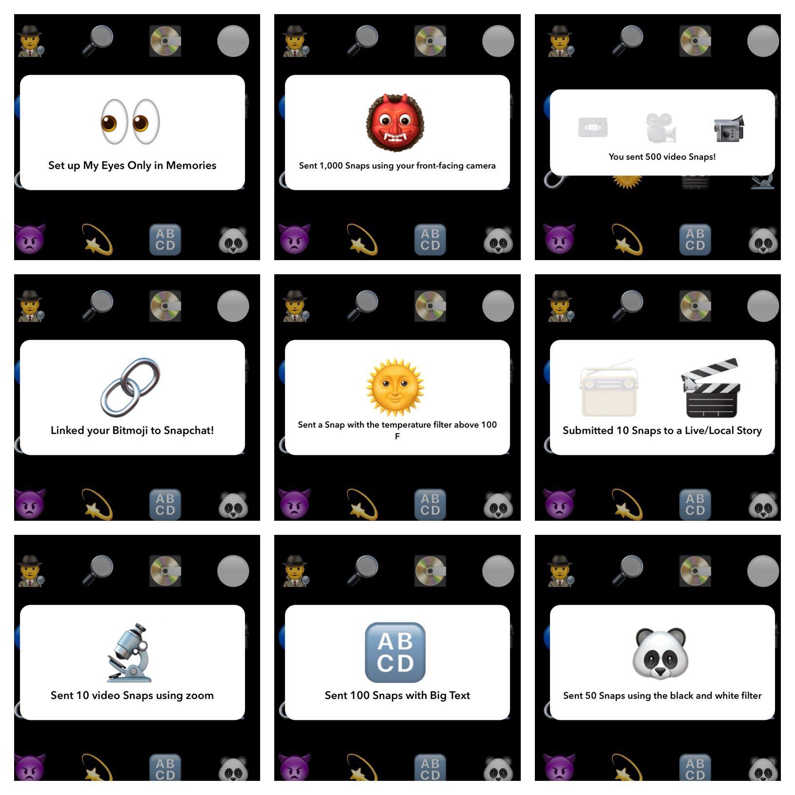 3c7124a9431935d09dff39fe472f33ef - How Do You Get To The Trophy Case On Snapchat