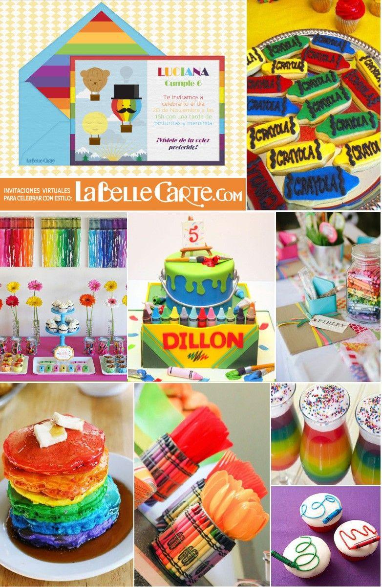 infantiles para fiestas infantiles cumpleaos ceras de colores fiesta ceras de