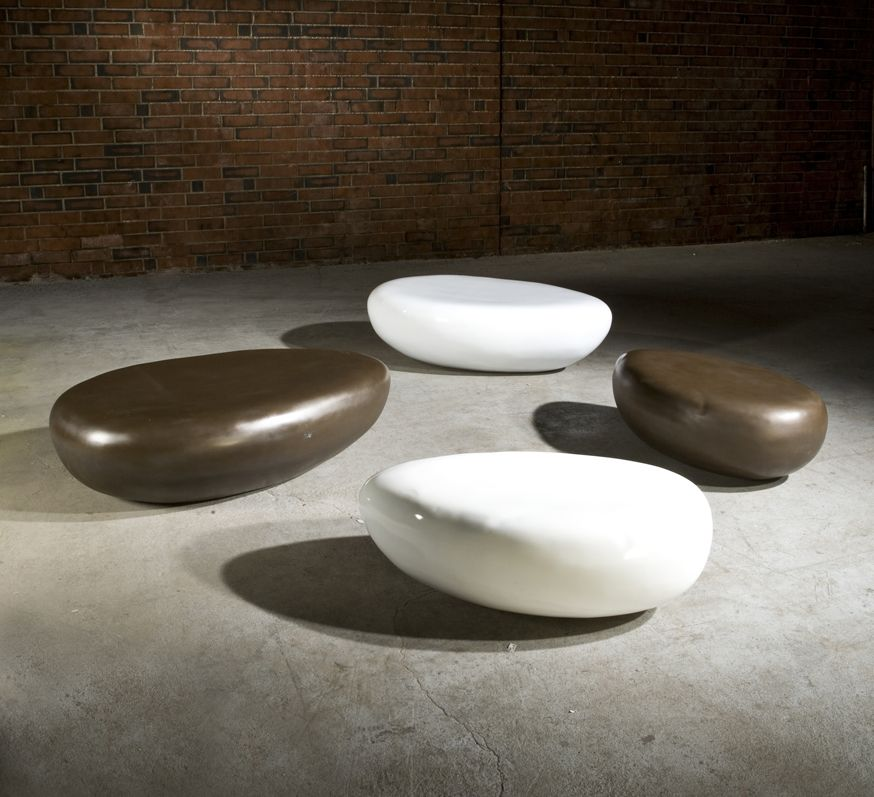 River Stone Tail Table By Phillips Furniture