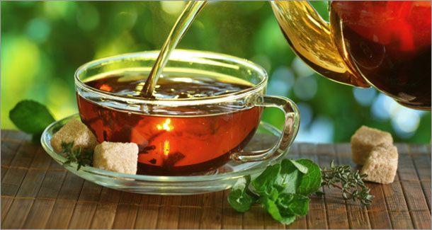 Santé....4 bonnes raisons de boire du thé - Frawsy