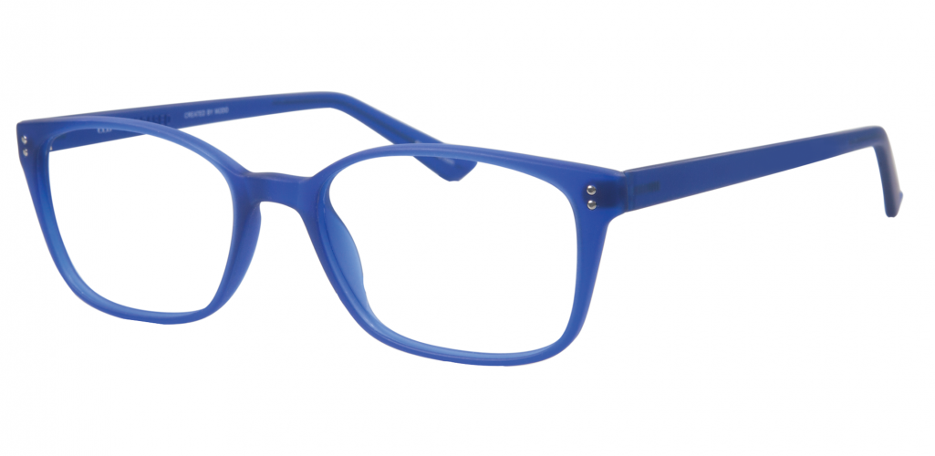 7f9ba2a8436 Eye Glasses · Eyeglasses · ECO Born Biobased - THAMES in Matte Blue - by MODO  Eyewear