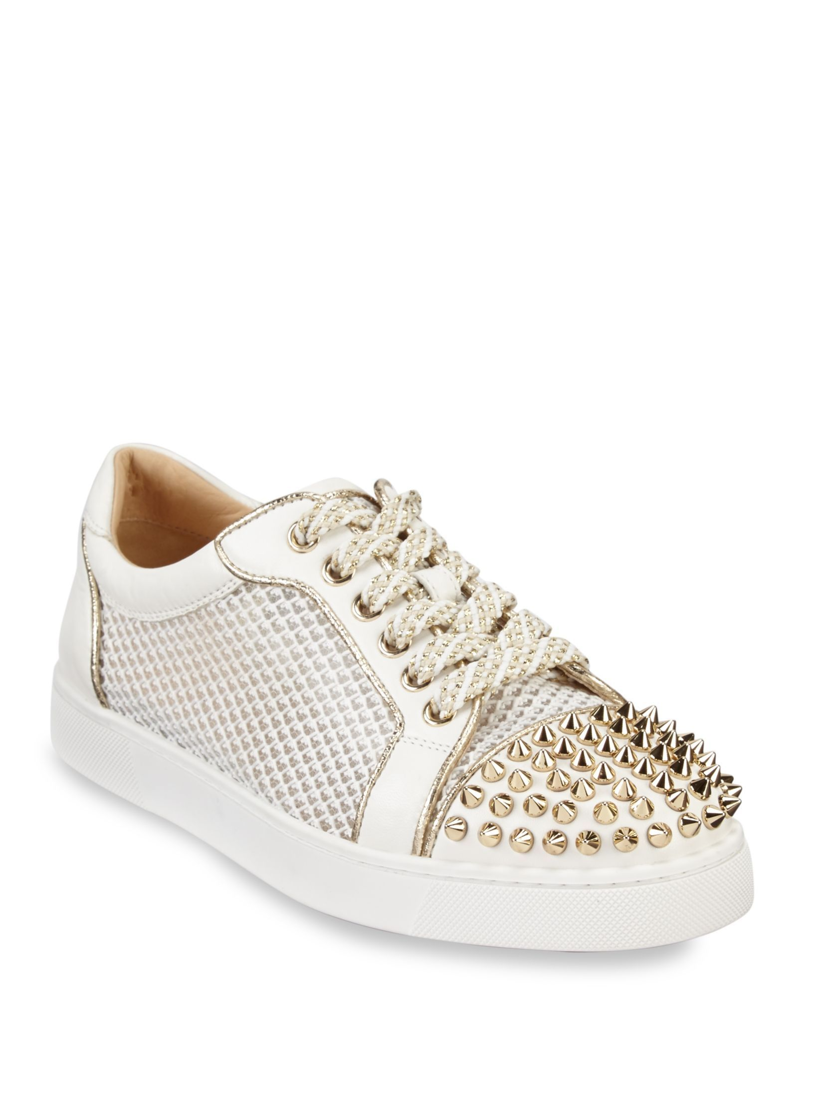 Christian Louboutin AC Vieria Spikes Sneakers NrUcEIg
