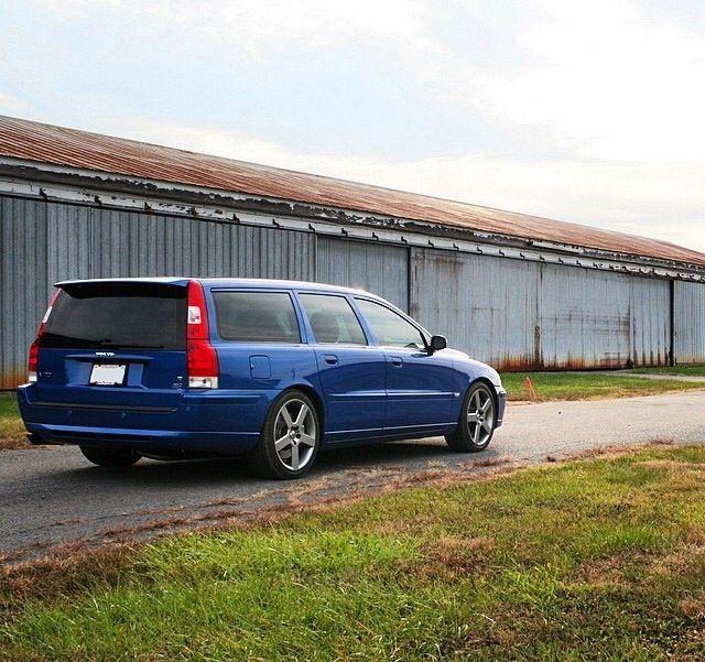 2007 Volvo V70 R Awd