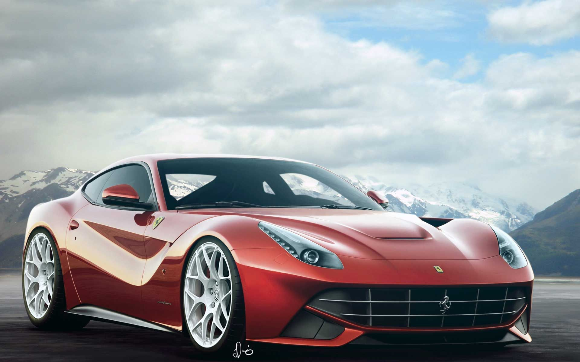 Ferrari F12 Berlinetta Free Wallpapers Ferrari F12 Berlinetta