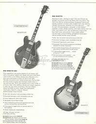 Gibson Es 355 Es 345 Advertisements Gibson