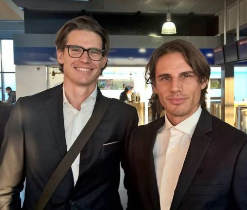 Yann Sommer Celebrities Football Photo
