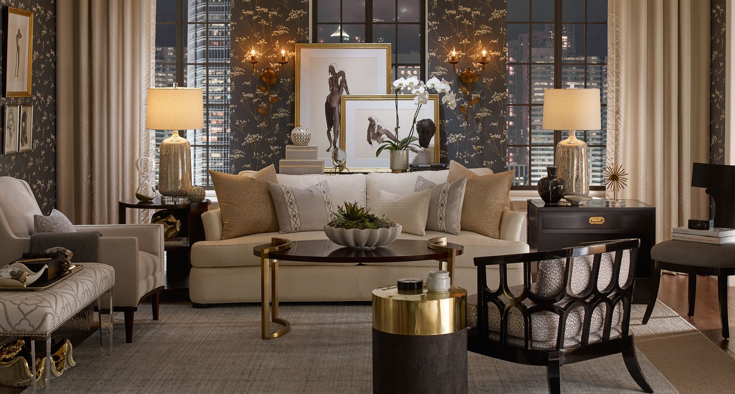 Design My Living Room Candice Olson's Park Avenue Parlor  Queen P's Decor Galore