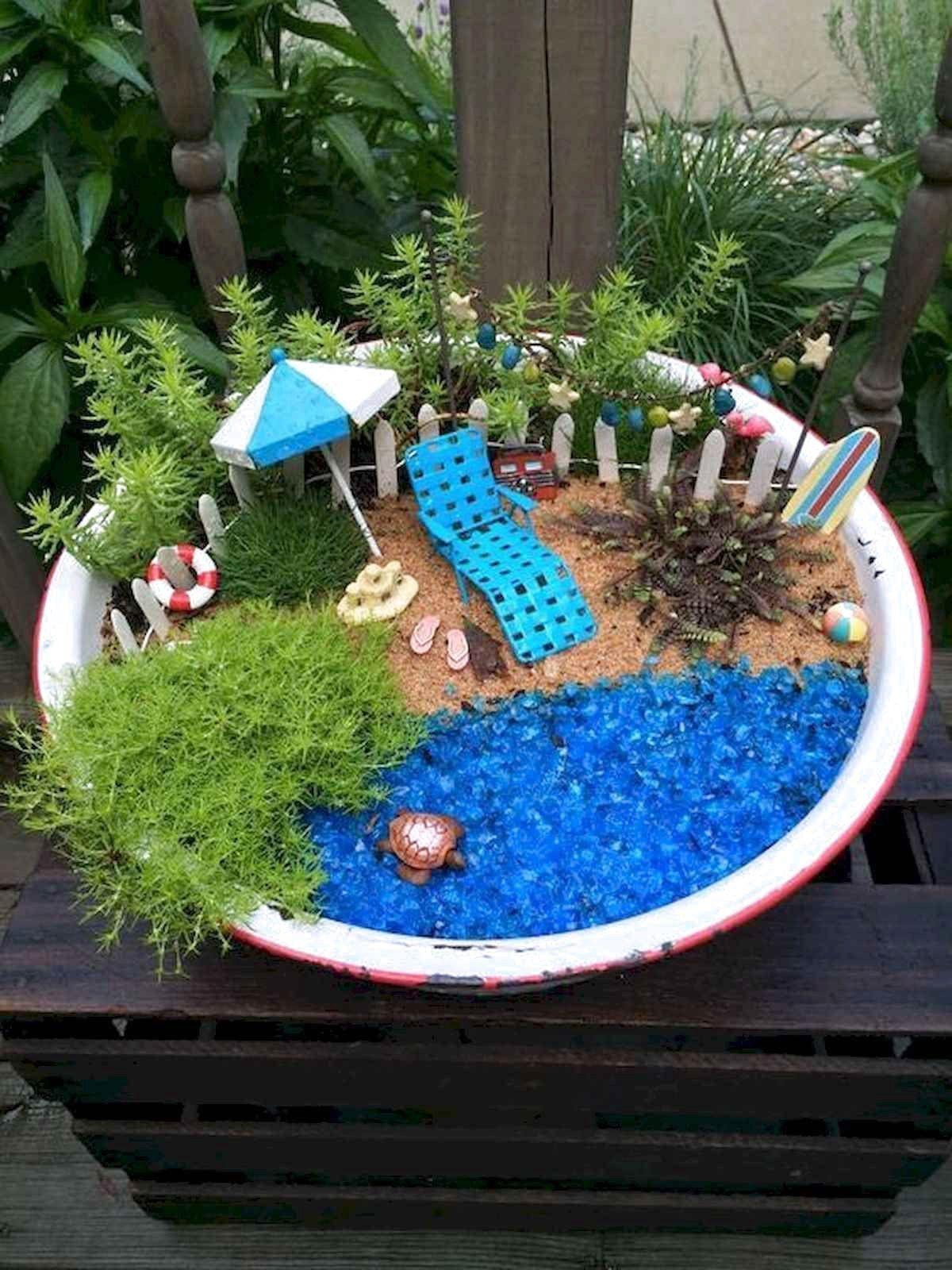 20 Simple And Beautiful Fairy Garden Ideas For Kids FairyGarden ...