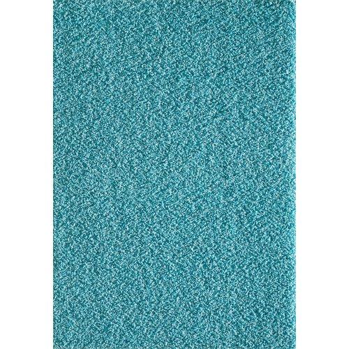 17 Stories Alfheim Aqua Rug Aqua Rug Blue Outdoor Rug