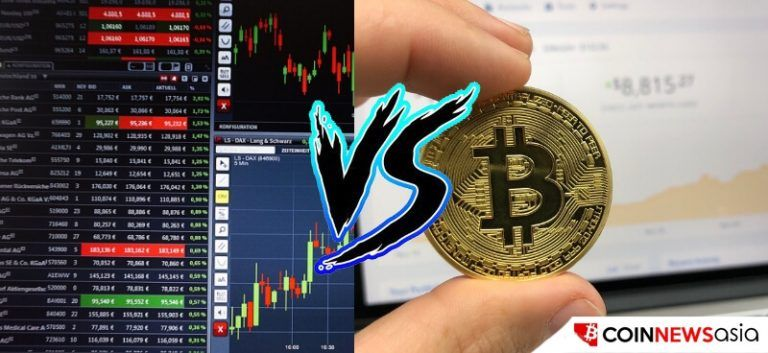 Cryptocurrency vs Forex Market – Similarities and Differences