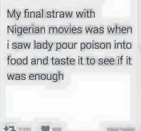 Nigerian Movie African Jokes African Memes Funny African Memes