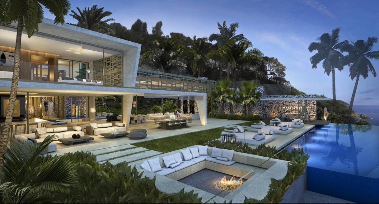 Top 26 Fascinating Dream Houses From SAOTA Phuket