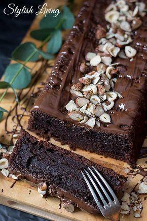 Schokoladigster Schokoladenkuchen der Welt | Stylish Living
