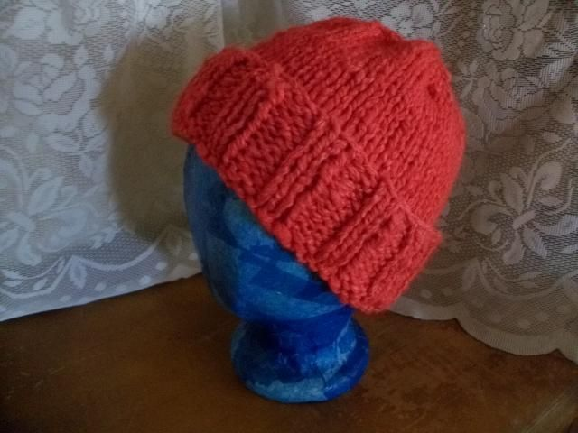 Easy Knit Bulky Childrens Hat Pattern Welcome To Craftsy Learn It