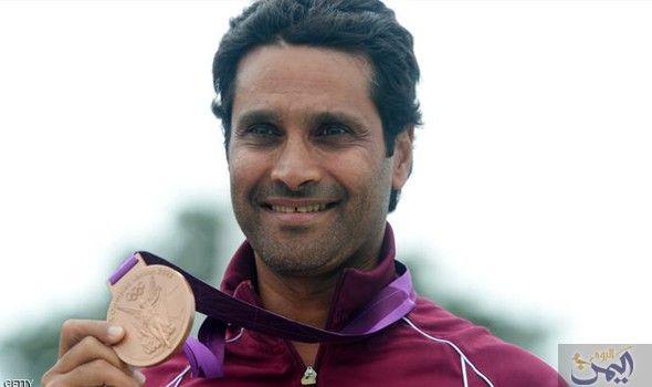 الرامي القطري ناصر العطية يبكي إثر إخفاقه في الأولمبياد Sports