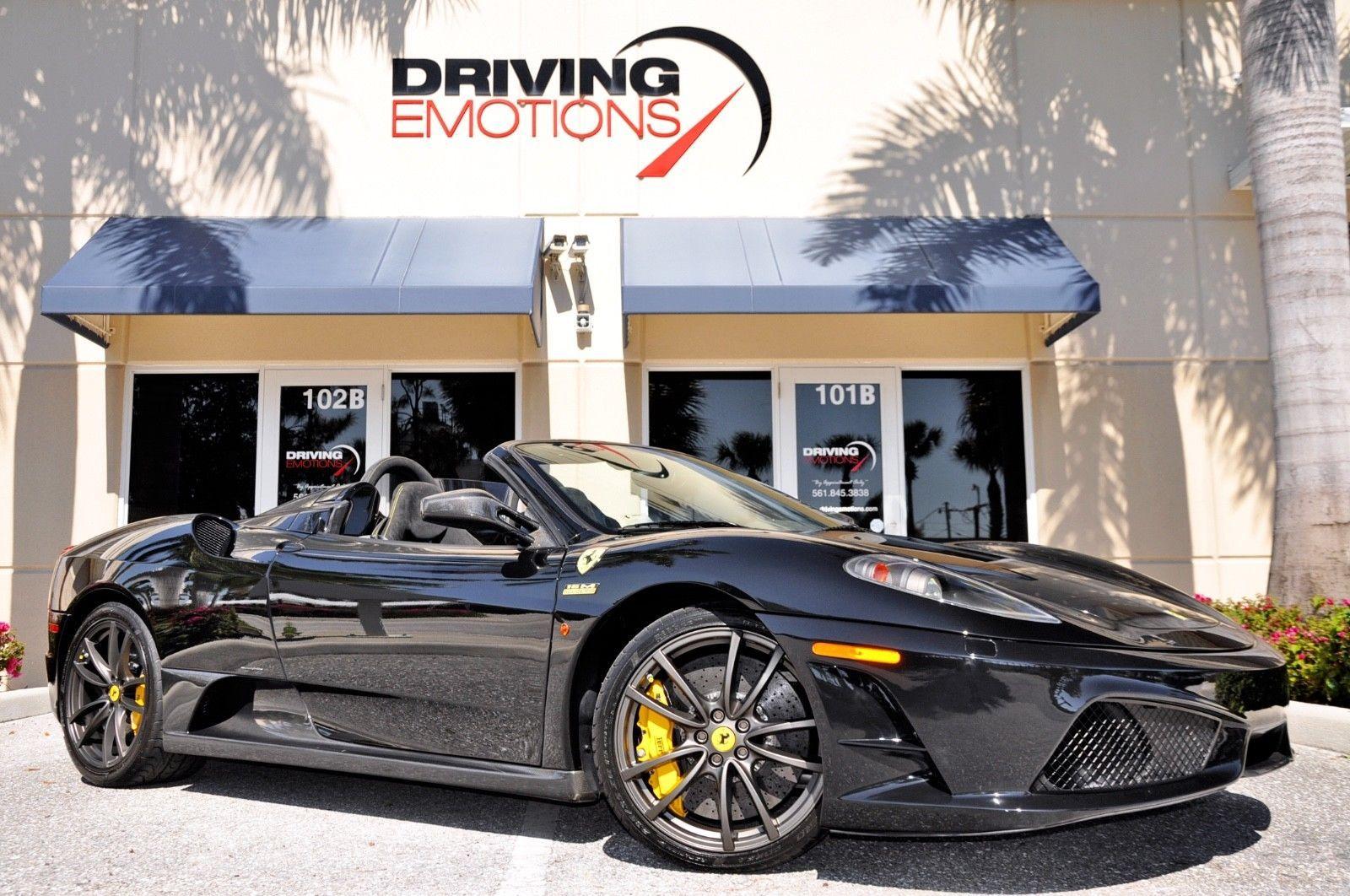 2009 Ferrari 430 Scuderia 16m Spider Convertible 2 Door 2009