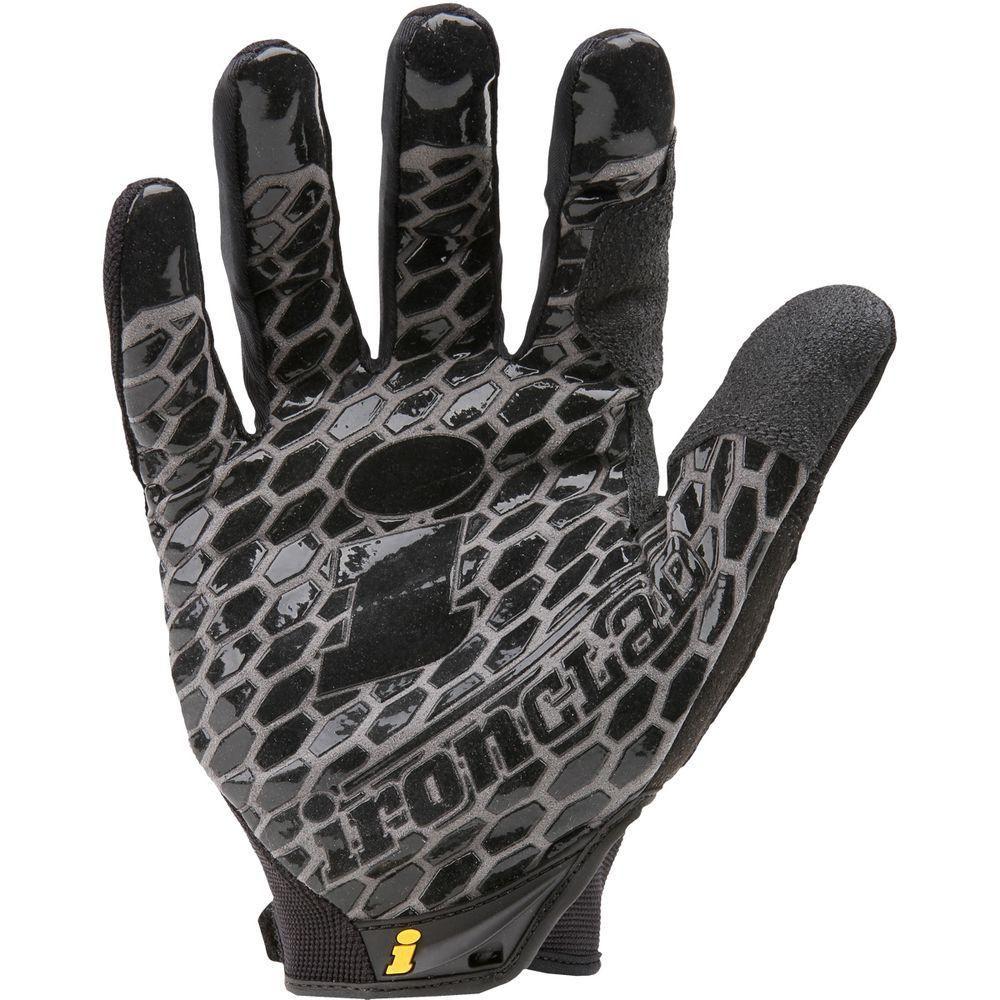 Ironclad Box Handler Medium Gloves Bhg 03 M The Home Depot Gloves Leather Work Gloves Mechanic Gloves