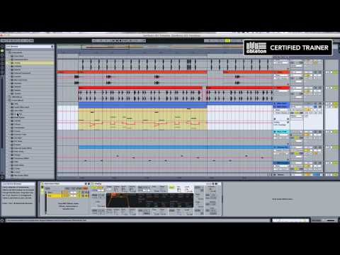How to Create LFO Wobble Bass and Sub in Ableton Analog: Tutorial