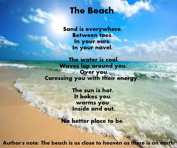 Poems About Florida Beaches