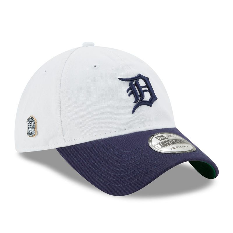 separation shoes 1fd94 79d06 Detroit Tigers New Era Big Sean 9TWENTY Adjustable Hat - White