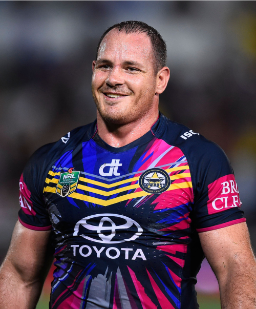 north queensland cowboy | Tumblr | NRL | Rugby players ...