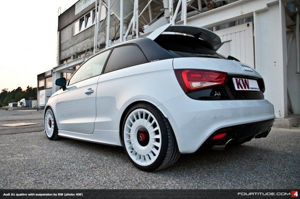Kw Variant 3 Coilovers For Audi A1 Quattro