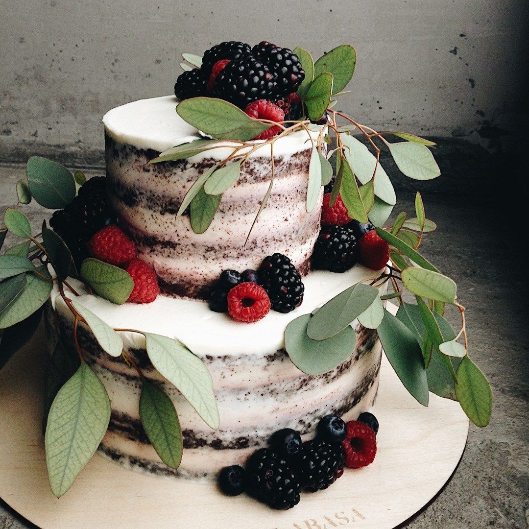 Two Tier Wedding Cake inspiration