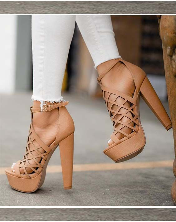 20 Perfect Summer Shoes Designs for Women 2018 | Unique shoes, Shoes style  and Footwear