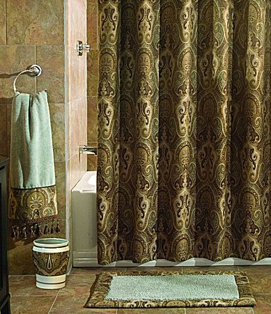 Croscill Cordero Shower Curtain Dillards Curtains