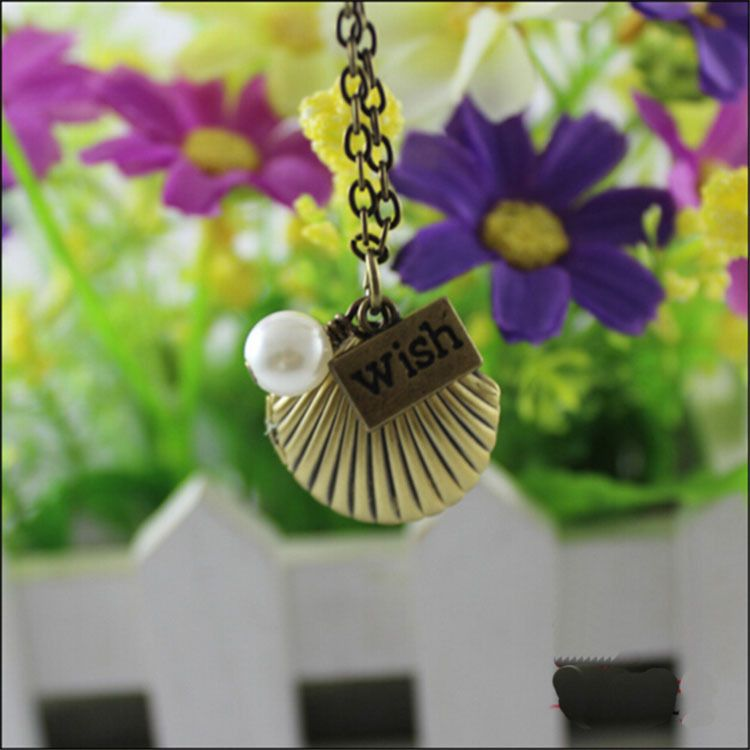 floating lockets sea life necklace - Google Search