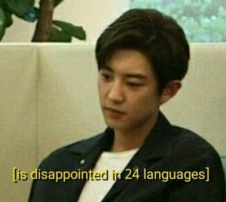 Pin by Mya on ♡ K-pop memes | Piadas memes, Memes, EXO