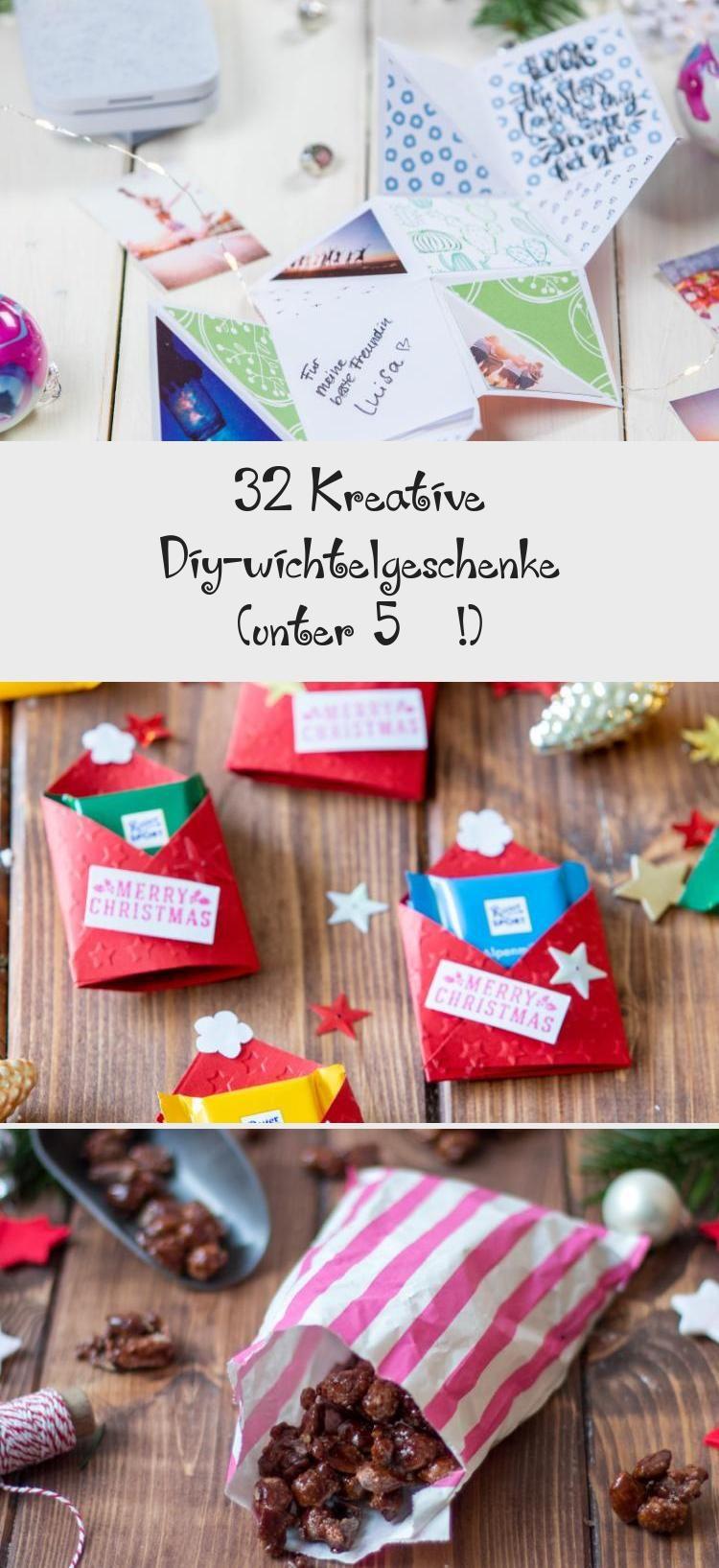 Wichtel geschenkideen 5€