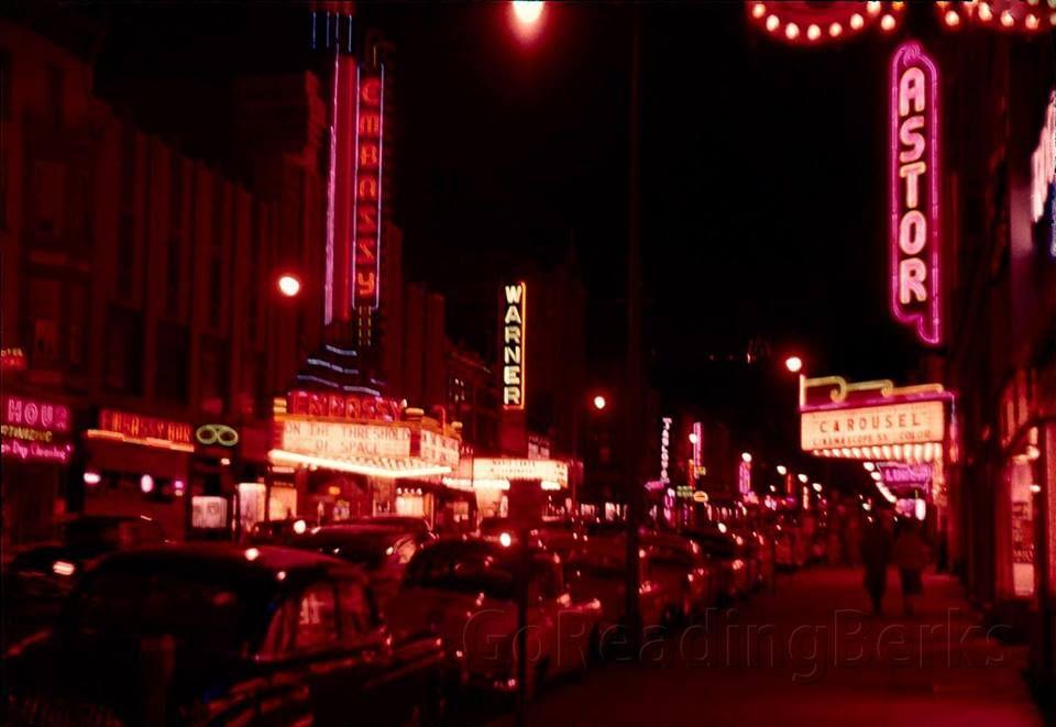 Th Street Reading Movie Theater