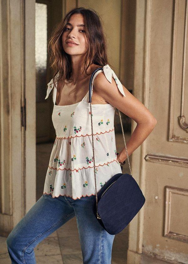Epingle Sur Couture Tops Inspi