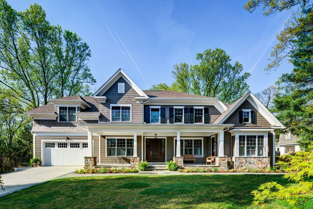Studio Z Home Design Part - 15: SILVER AWARD Custom Transitional Home Chuck Sullivan Homes Architect: Studio  Z Design Concepts, LLC
