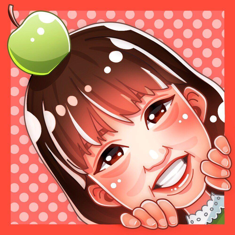 りんご 娘 ツイッター