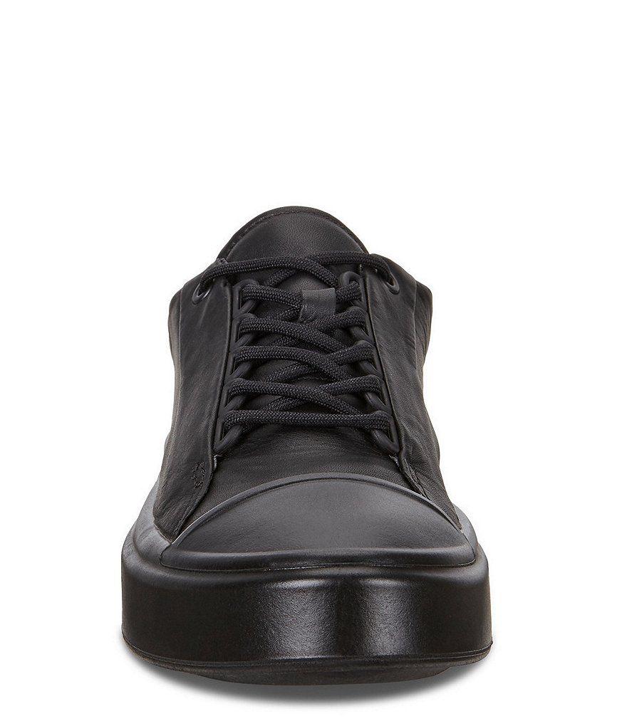 Ecco Womens Flexure T Cap Sneakers Sponsored Womens Ad Ecco Flexure Sneakers All Black Sneakers Women [ 1020 x 880 Pixel ]
