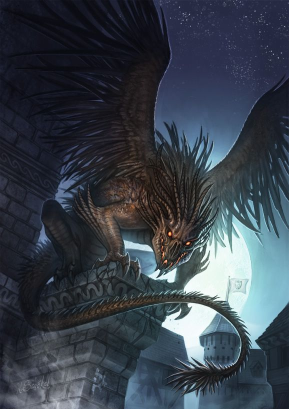 Cover Art - Gargoyle by GaiasAngel | Gargoyles | Pinterest ...