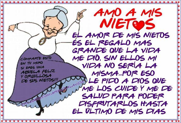 Pin De Yesenia Figueroa En Mensajes Para Mis Nietos As
