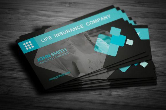 Insurance Business Card Template Business Cards Creative Templates Business Cards Creative Business Insurance