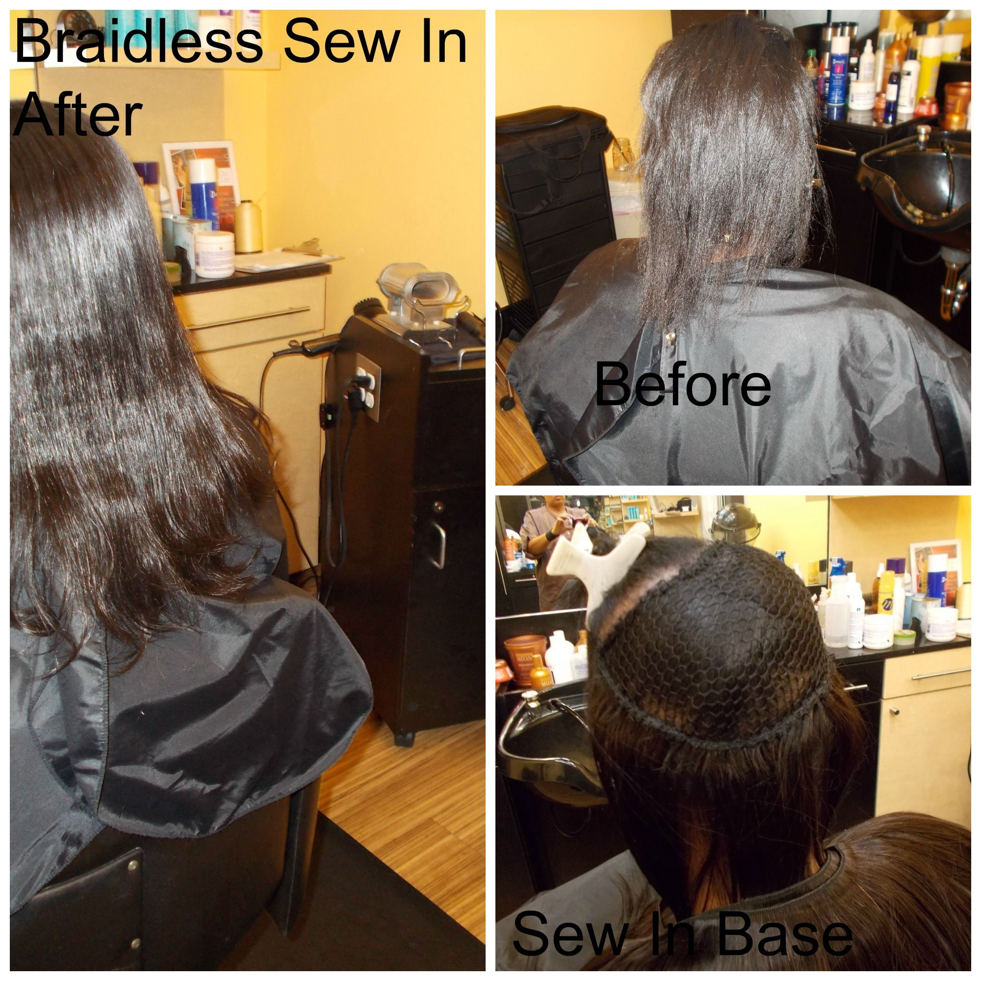 Braidless sew in weave done at our dr phillips salon 407 507 3000 braidless sew in weave done at our dr phillips salon 407 507 3000 pmusecretfo Images