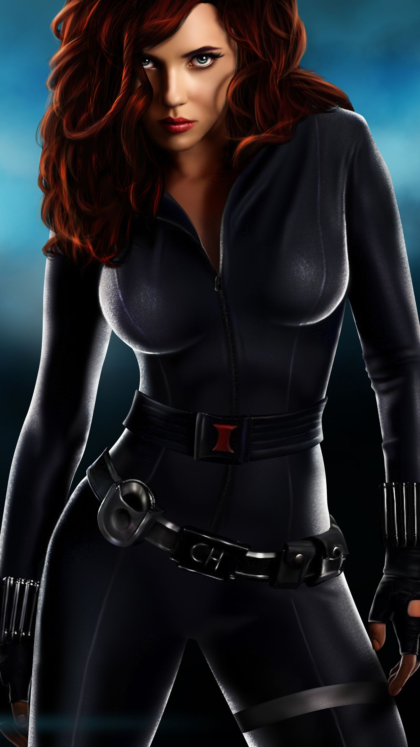 MARVEL CONFIRMS THE DIRECTOR OF BLACK WIDOW STARRING ...