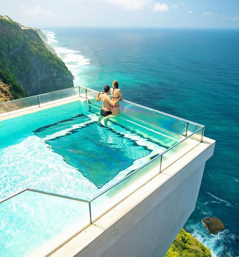 Marvelous 10 Incredible Bali Hotels That Boast Unique Infinity Pools With Views