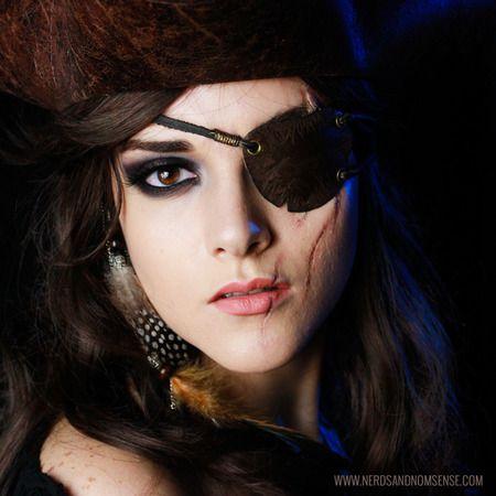 Battled-Beauty Pirate