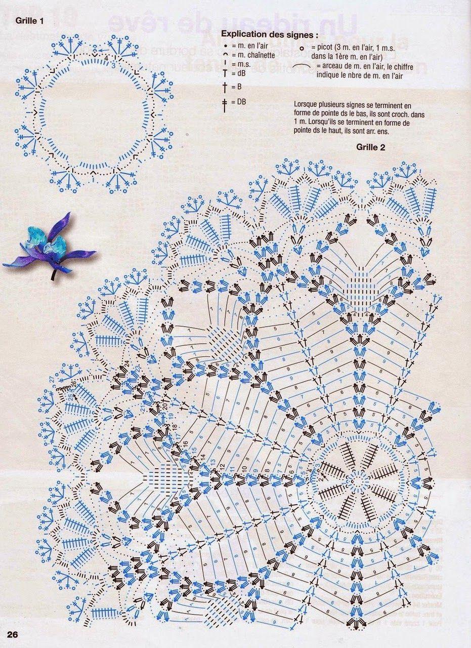 Arhiva de albumuri | patrones crochet | Pinterest | Croché ...