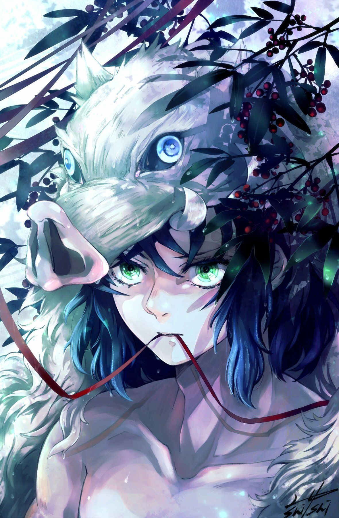 Pin by +ZENA+ on 鬼滅の刃 (With images) Anime demon, Slayer