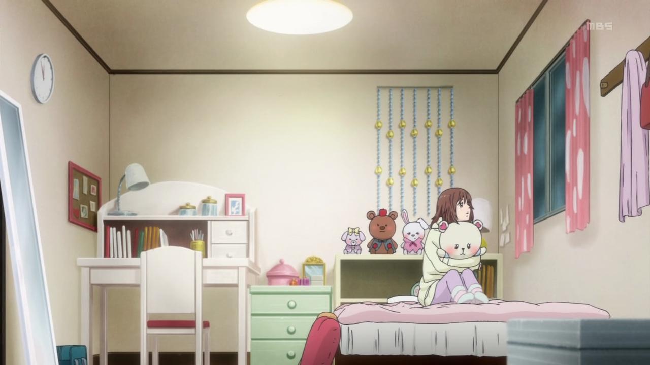 Simple Anime Room Bedroom Drawing Kawaii Room Room