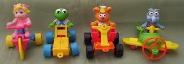 Happy Meal Toys!!!!
