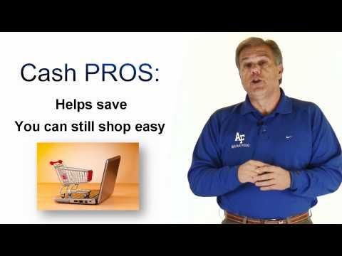 Lesson #14 The Cash vs Credit Spectrum. www.debtfreesquad.com