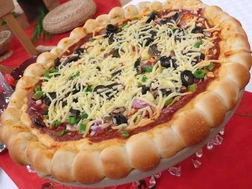 بيتزا Islam S Kitchen مطبخ إسلام Facebook Recipes Food Best Pizza Dough